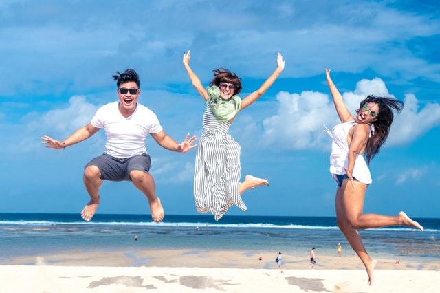 Sådan får du trænet på ferien - 3 kreative måder at træne på
